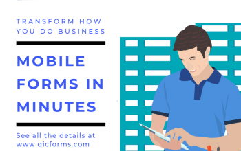 Mobile Forms in Minutes