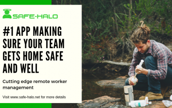 Make sure everyone on your team gets home safe with Safe-halo.